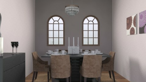 MDR - Modern - Dining room - by jasperhale