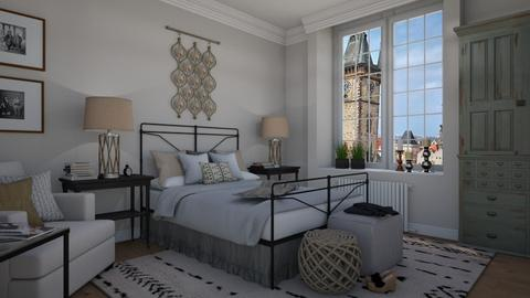 Bedroom - Bedroom - by Tuija