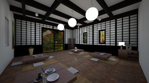 Nokori - Global - Dining room - by itshollyhi