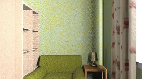 Mama's room - Classic - Bedroom - by sueno_contigo