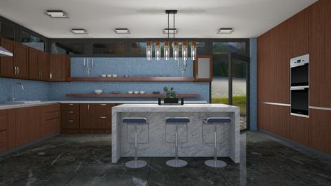 Highs and lows - Modern - Kitchen - by The quiet designer