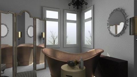 Arabesk Bath - Glamour - Bathroom - by SariJo