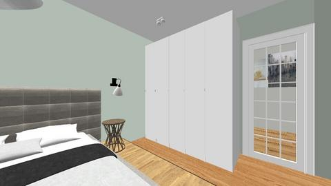 ap Buc MC_dormitor2 - Bedroom - by IoanaC
