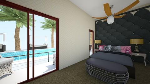 thai resort - Modern - Bedroom - by BlacBree