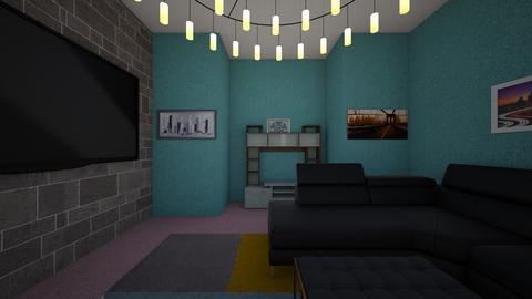 Living room  - Living room - by skyler Loveland