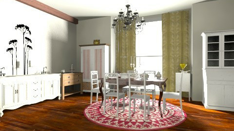 Diningroom hehe - Dining room - by MahaMA