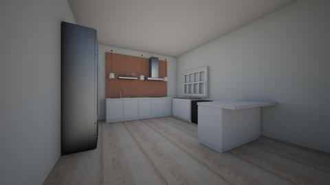 kitchen - Modern - Kitchen - by kbunn37