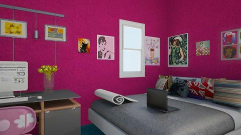 RoomGirl - Modern - by LopezLaura