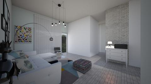 1881   Anat6c - Modern - Living room - by tamarstern5