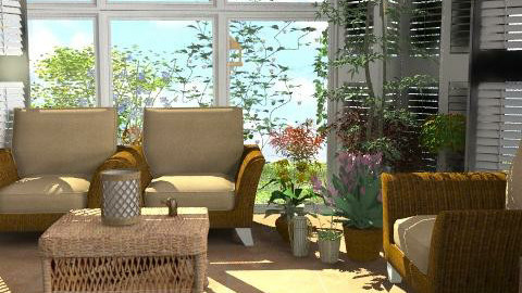 Summer house - Country - Garden - by milyca8