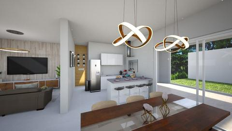 casa Fe e Le cozinha 25 - by marilentz