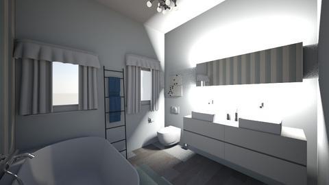 girl - Bathroom - by ryleesch123