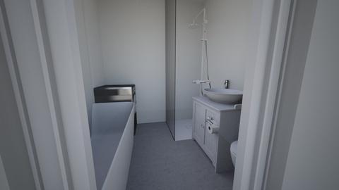 laz3 - Classic - Bathroom - by Sylwia Chudy