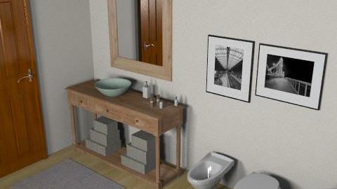 wc mais - Classic - Bathroom - by Ines Machado Borges