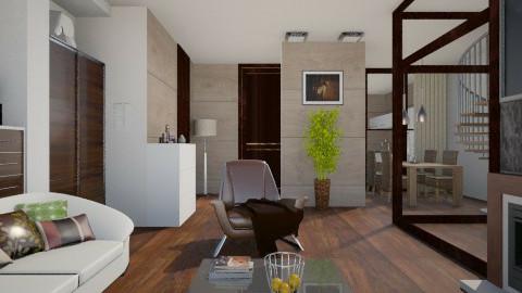 Elegant Wooden - Modern - Living room - by Pattie_ann
