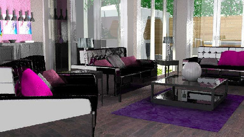 hause - living room - Living room - by evil15