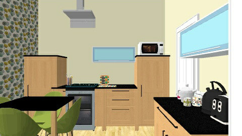 Kitchen Idea - Modern - Kitchen - by MrsJGW