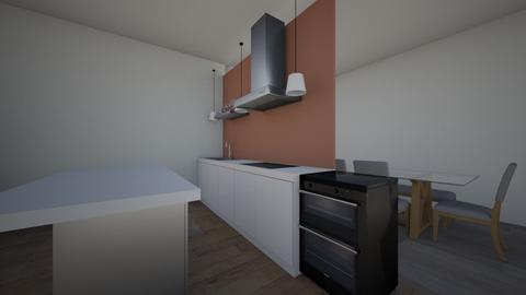 kitchen 1 - Kitchen - by kamiki1011