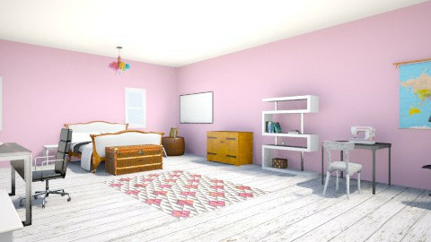 penelopes room  - Kids room - by anna8910