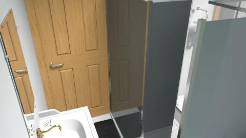 Wetroom2 - Bathroom - by nilou