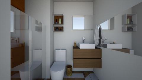 SUITE - Bathroom - by gisigoli