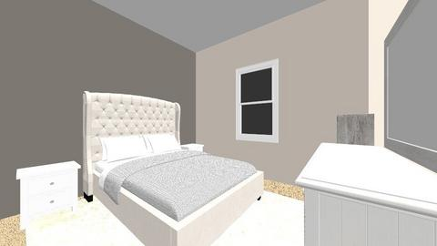 Room concept  - Bedroom - by maiapowell