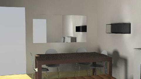 salle manger V4 - Dining Room - by johanne