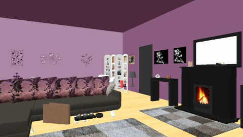 my future living room - Modern - Living room - by clo_bug12