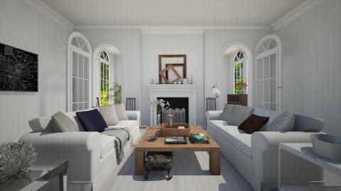 Rustic Beauty - Rustic - Living room - by sissybee