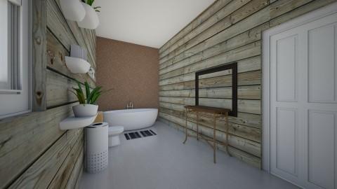 7 - Classic - Bathroom - by revenge77