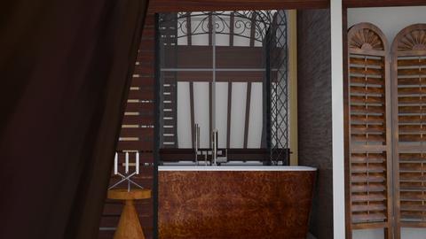 Santa Barbara  - Modern - Bathroom - by Jessica Fox