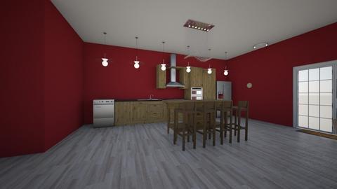 Kitchen - Kitchen - by ecrouch