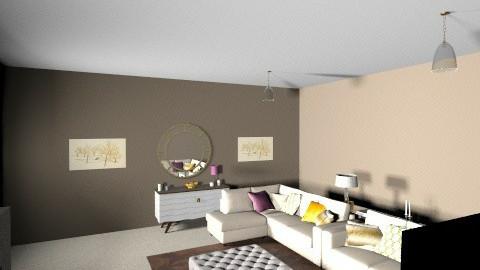 livingroom - Feminine - Living room - by alexafaivre