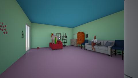 Animal lover - Classic - Bedroom - by aishabibi