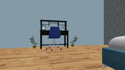 design - Bedroom - by Ya boi Deku