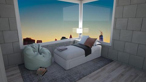Citizen OAK - Bedroom - by squid2