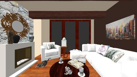 SCAN1 - Vintage - Living room - by PiggyPower