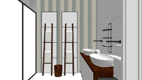 Suite Casal - Bedroom - by Thiago Araujo