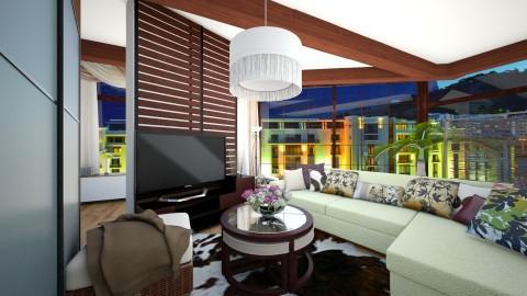 INA  - Modern - Living room - by Pattie_ann