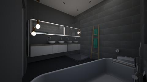 Bathroom MG 270 - Bathroom - by Shuu Dark
