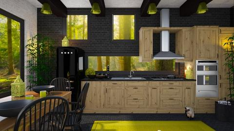 IP Artisan Kitchen - by Yavanna