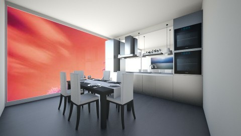 Modern living - Kitchen - by jtvcoco