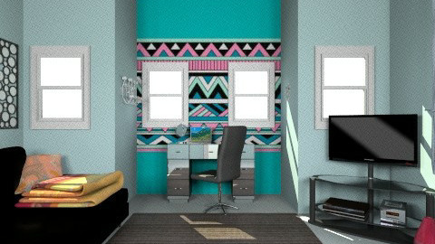 Kidsroom - Kids room - by Tatjanaa Linsenn