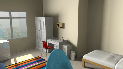 my new bedroom - Modern - Bedroom - by Anna_m