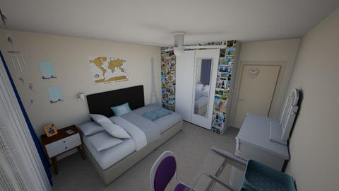 my room - Bedroom - by  Keira