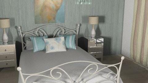 trial bdr - Bedroom - by Georgina Escobedo