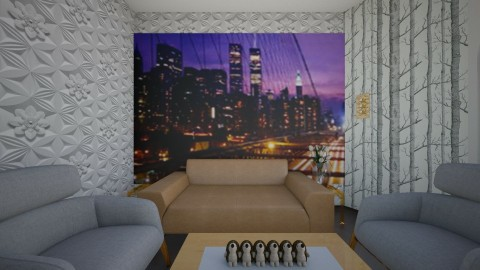 lifestyle - Retro - Living room - by basic101