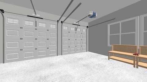 Garage - by upsidedownhope