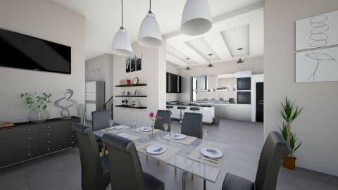 Diamond - Dining room - by Eduss