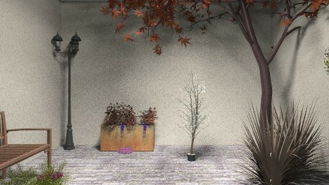 Garden of Dreams - Retro - Garden - by nicole jacques